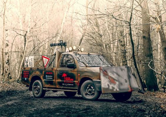 dead island riptideriptide truck