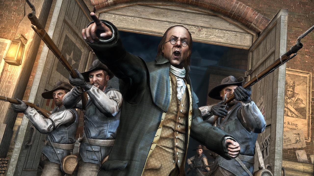 Assassin's Creed III – The Tyranny of King Washington part ...