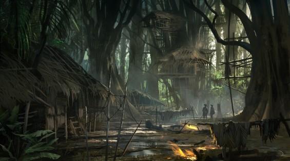 assassins creed iv ACIVBF_Concept_Art_Jungles