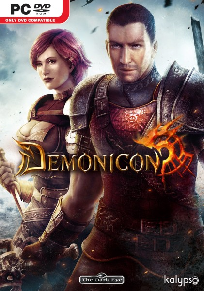 The Dark Eye DemoniconDEMONICON_UK_PC_2D_Packshot