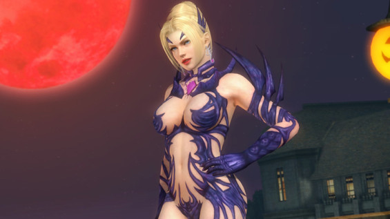 DOA5-Ultimate-Halloween-Rachel