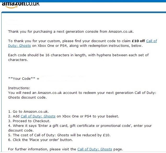 amazon cod 10 discount