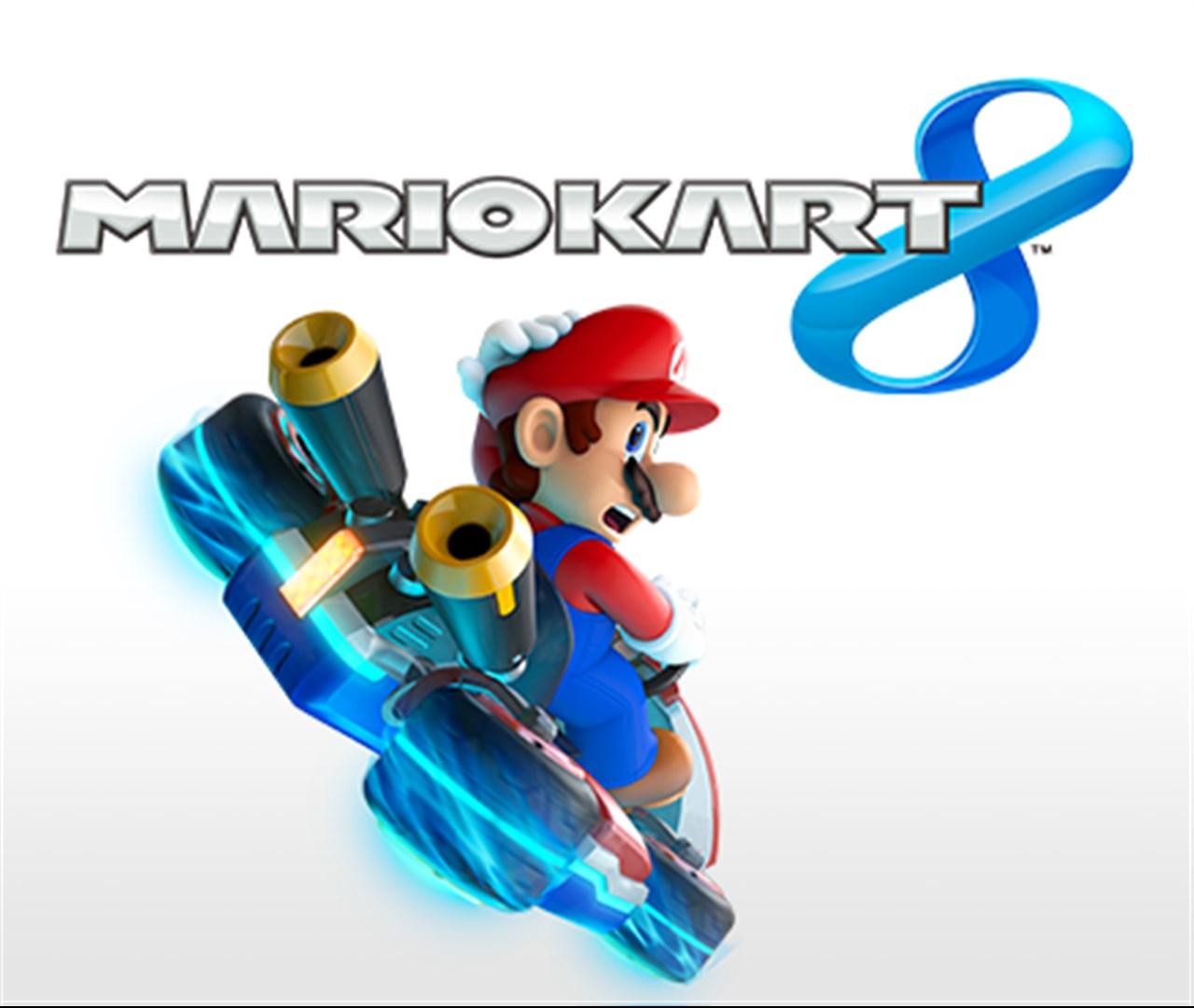 Mario Kart 8 Trailer Cramgaming Com