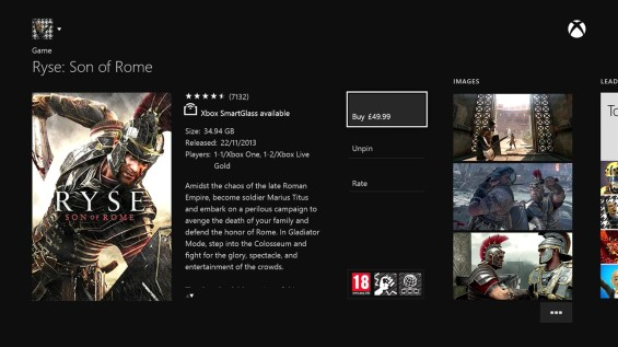 xbox one digital game pageMy Great Game - My Great Capture - 2013-12-11 08-42-52