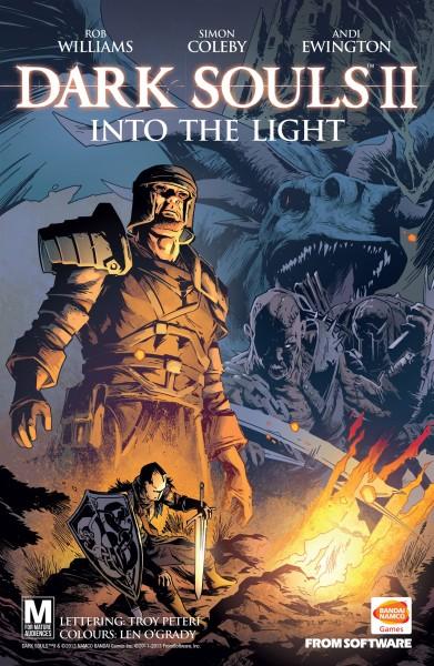 Dark Souls 26056_DSII_comic_book_cover