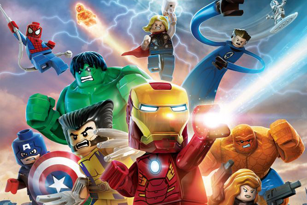 LEGO Marvel Super Heroes video review – the right way to make a game