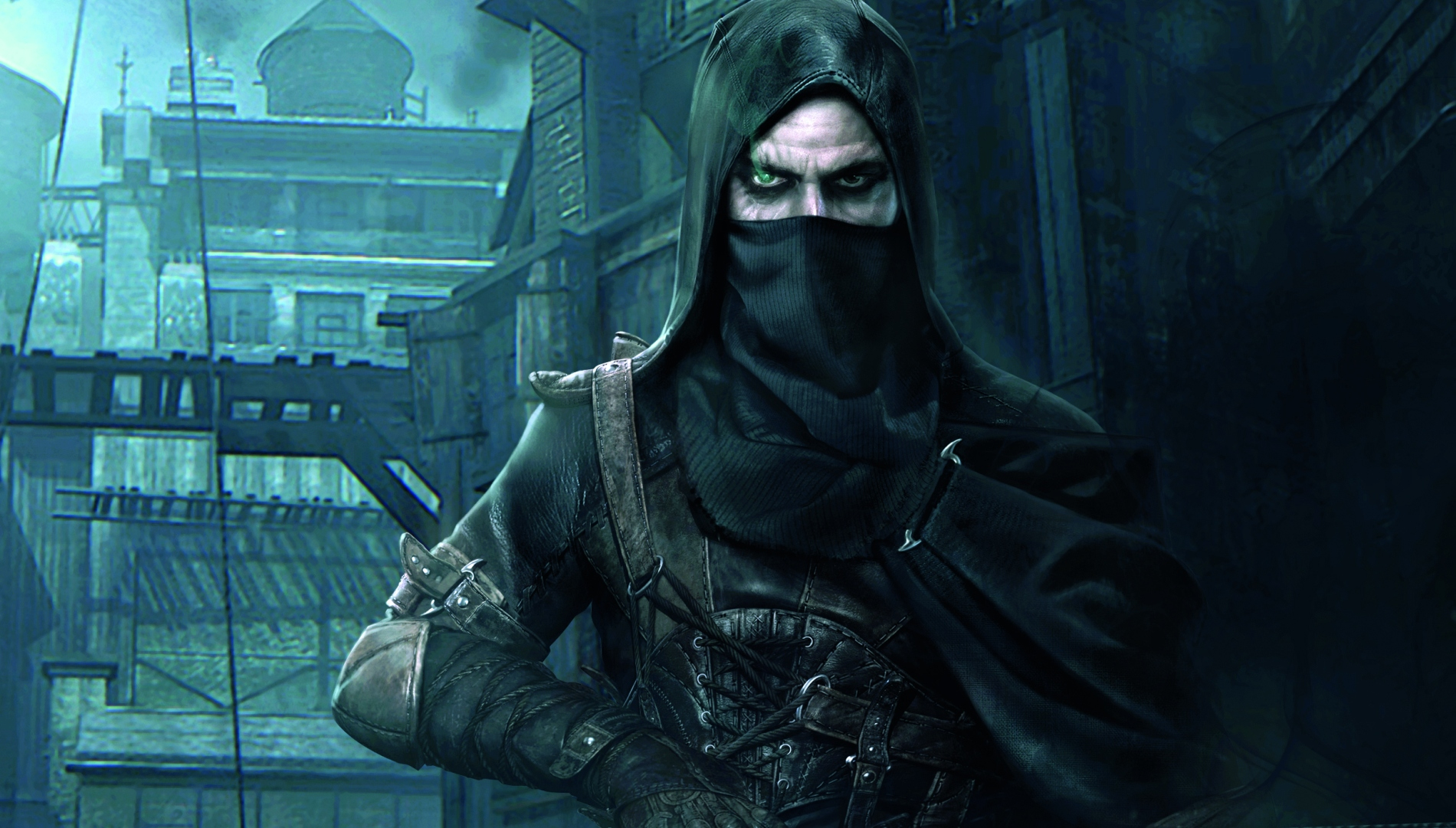 thief pc native 1080p versus xbox one upscaled 1080p can you spot