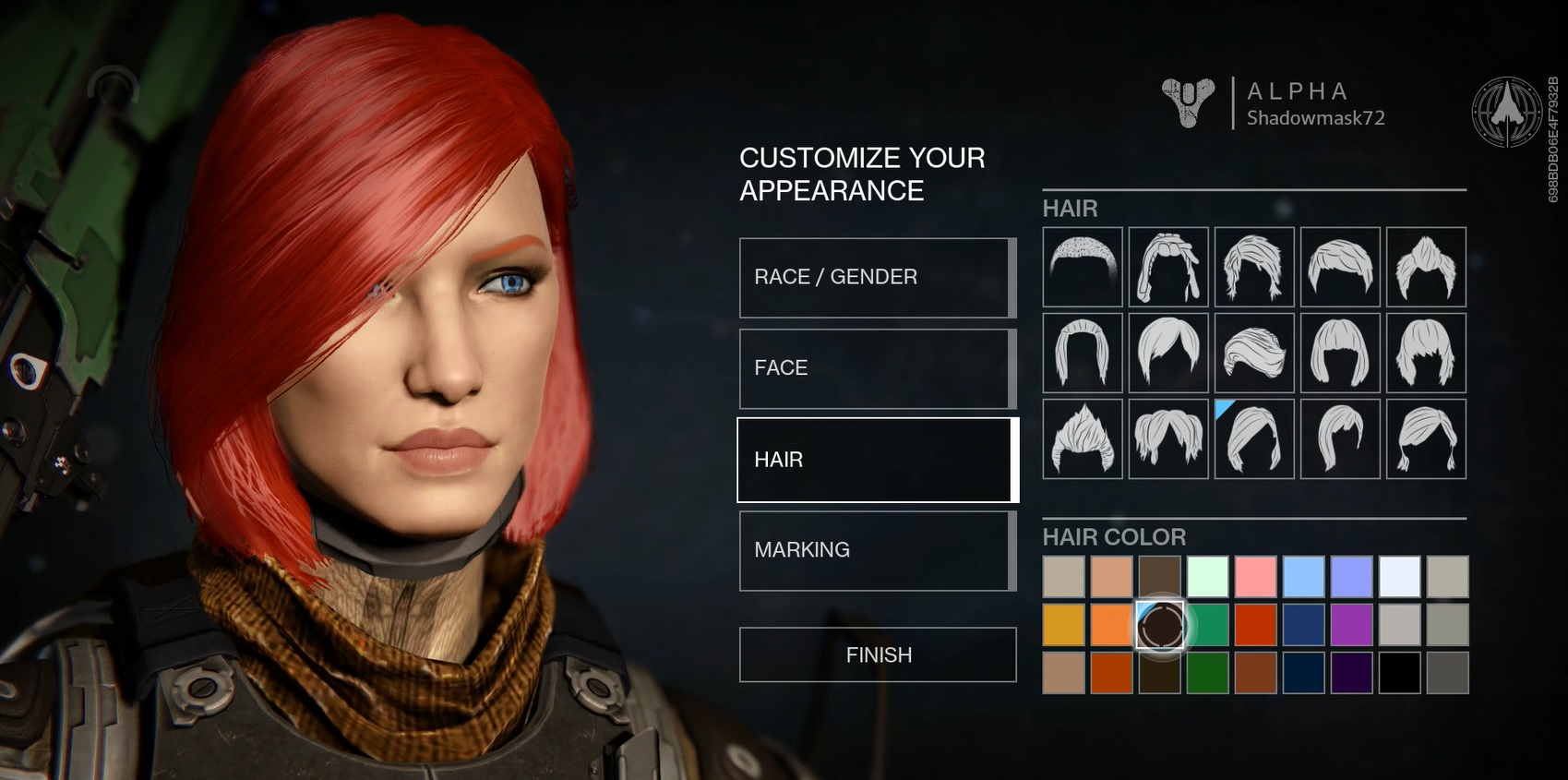 destiny character creation - photo #2