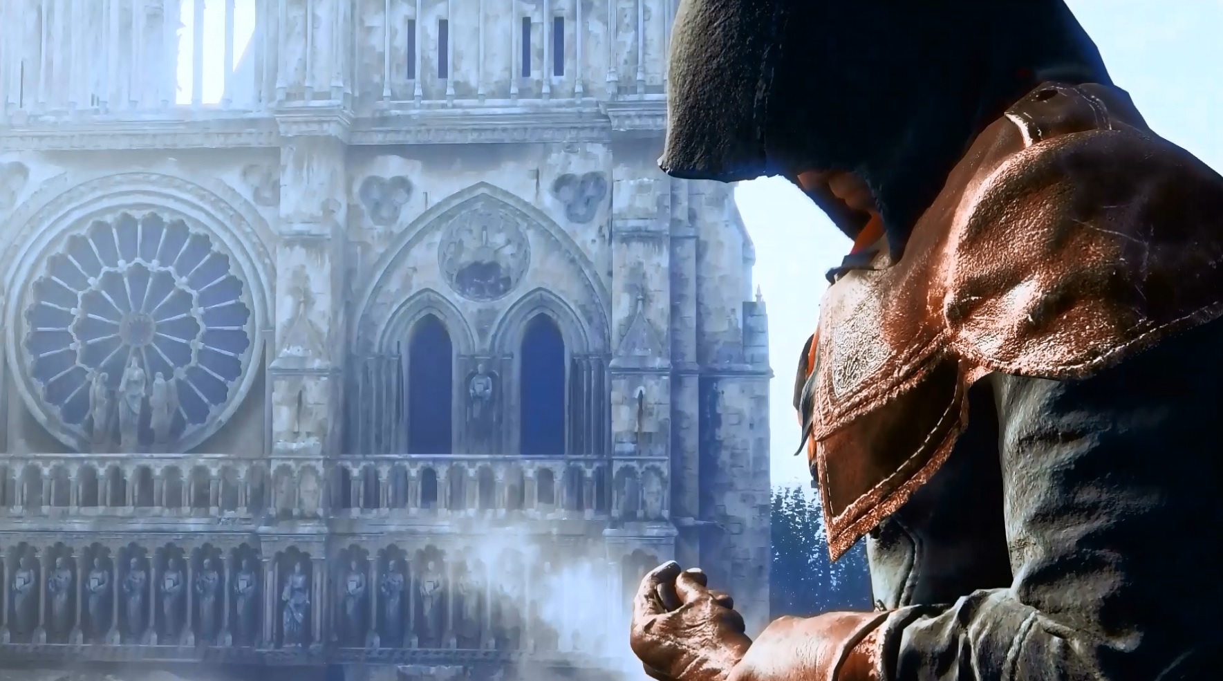 assassins creed unity glitches fixed