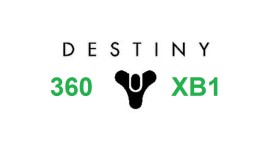 destiny xbox 360 vs Xbox One