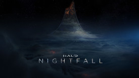 halo nightfall logo