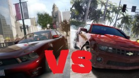 watch dogs vs The Crew