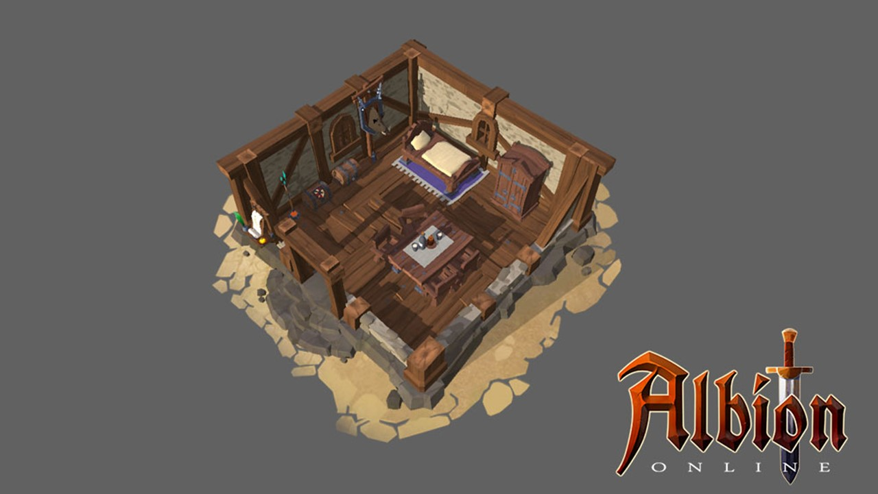 Albion Online Houses Screenshots And Info