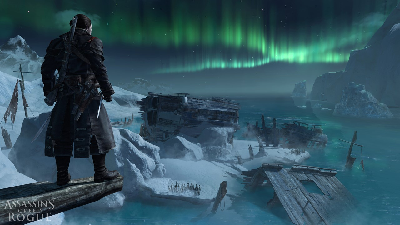 assassin's creed rogue - NorthernLight_in_Sapphire_Watermark_Grey