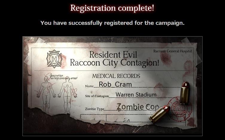 raccon city contagion