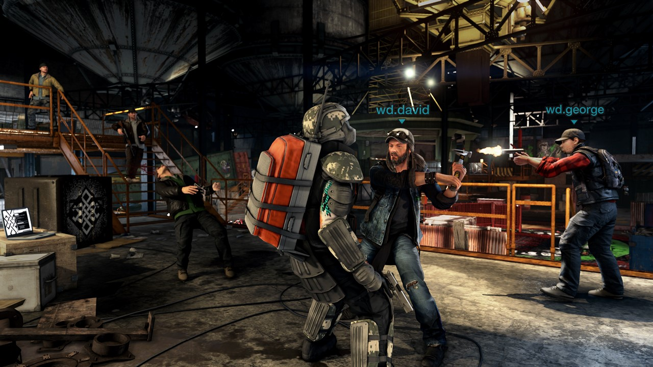 Watch Dogs  Coop Players
