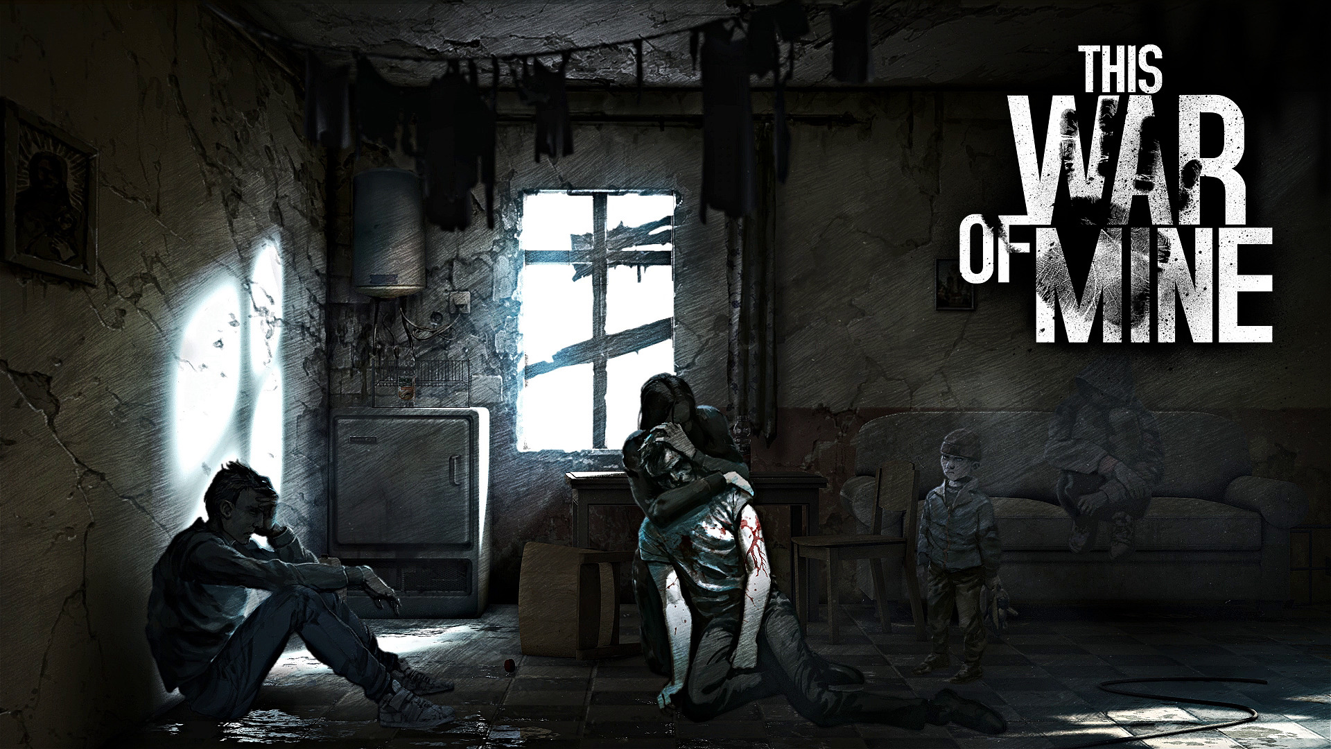 This War of Mine - Игра года? This War of Mine