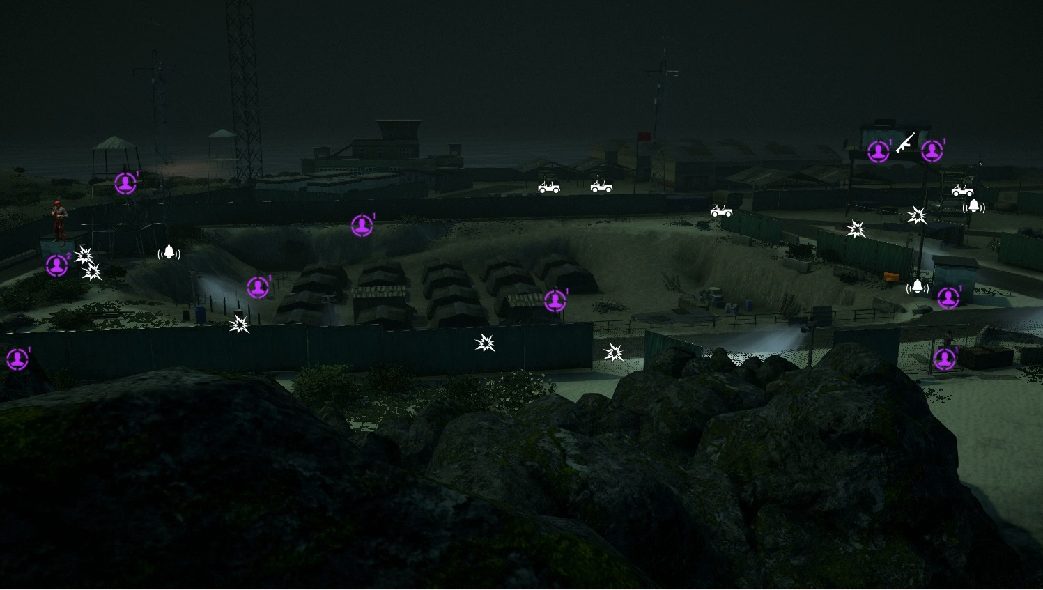 Metal gear solid v map recreated in far cry 4 cramgaming over the holiday period we tasked ourselves with making a version of the open world metal gear solid v ground zeroes map using the far cry 4 map making gumiabroncs Gallery
