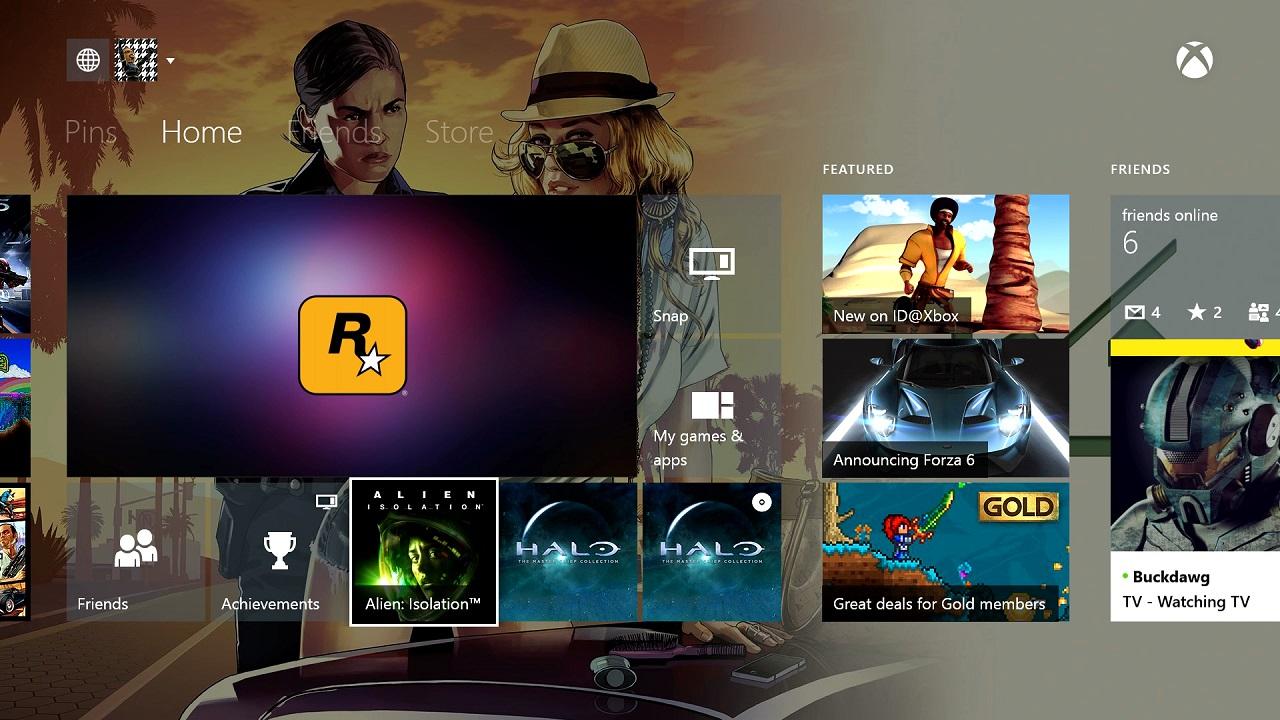 Xbox 1 Games Com : Xbox one game hub demo cramgaming