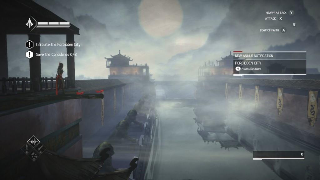 Assassin's Creed Chronicles China 3