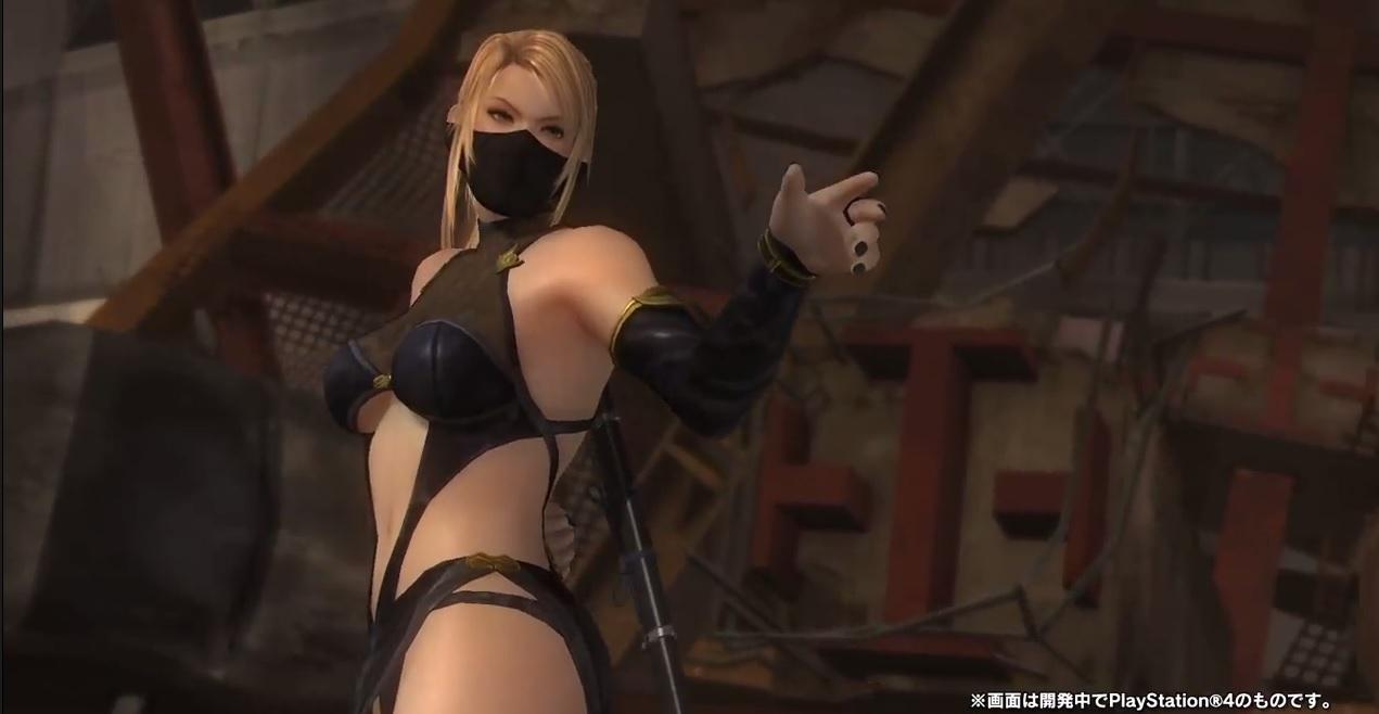 from Kason mark of the ninja nude