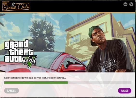 GTA PC launch 2