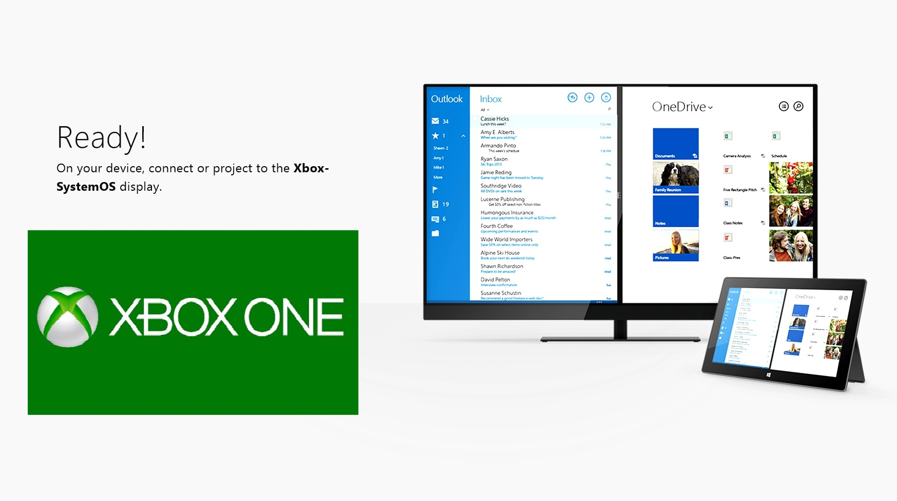 Xbox one screen mirroring demo wireless display for Mirror xbox one