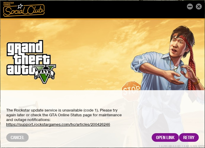 gta v pc launch plagued with awful updates server issues