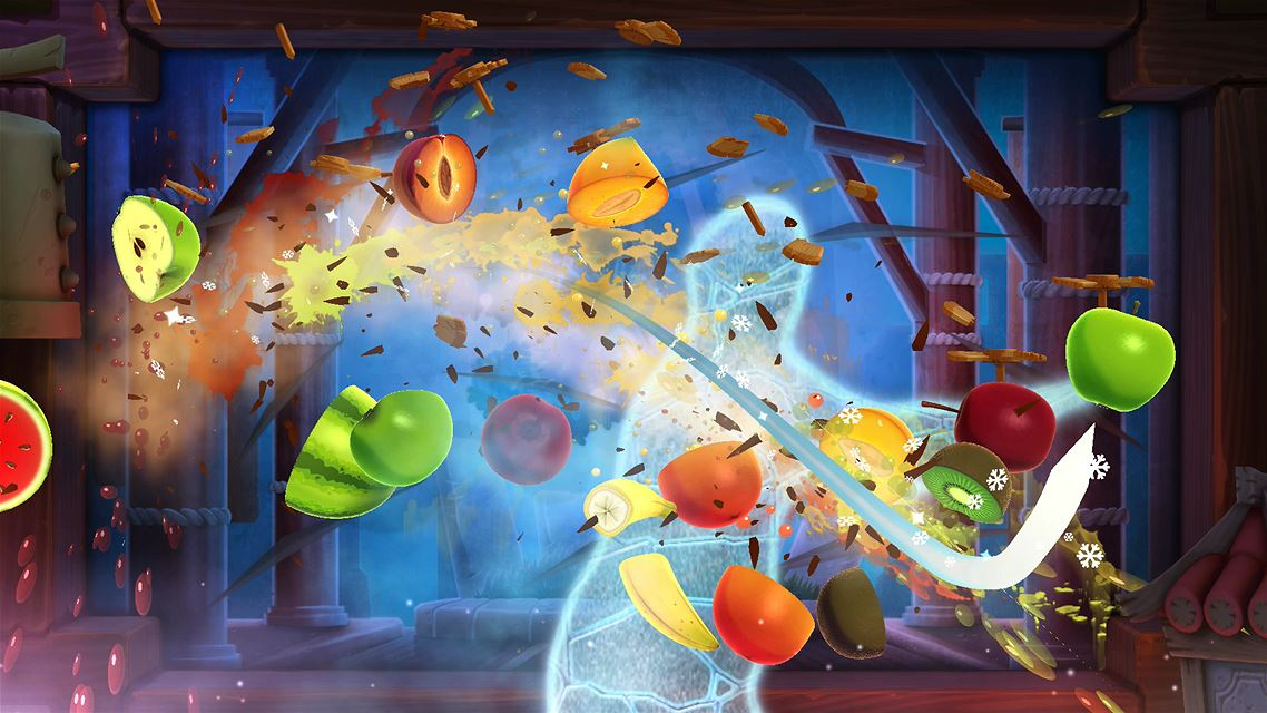 spiel fruit ninja
