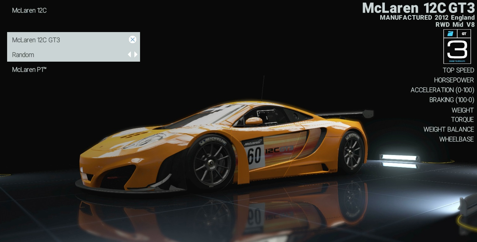 project cars all liveries paint jobs video