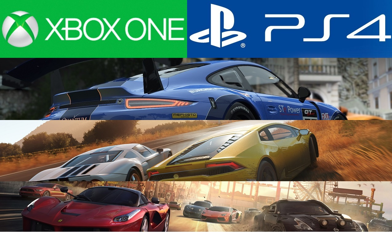 What Is The Best Racing Game On Xbox One   PS4? A Comparison Of Features    Cramgaming.com