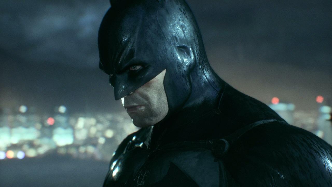 Batman: Arkham Knight PC incl Mini Patch vs - YouTube