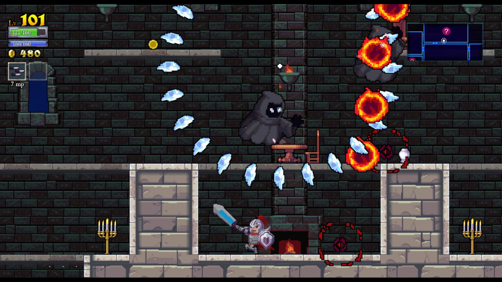 rogue legacy -1