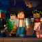 Minecraft: Story Mode – Meet the cast Trailer