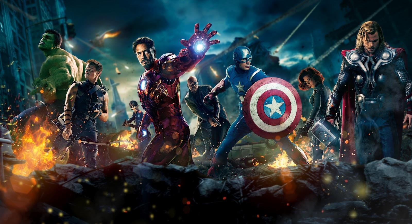 marvel avengers movie
