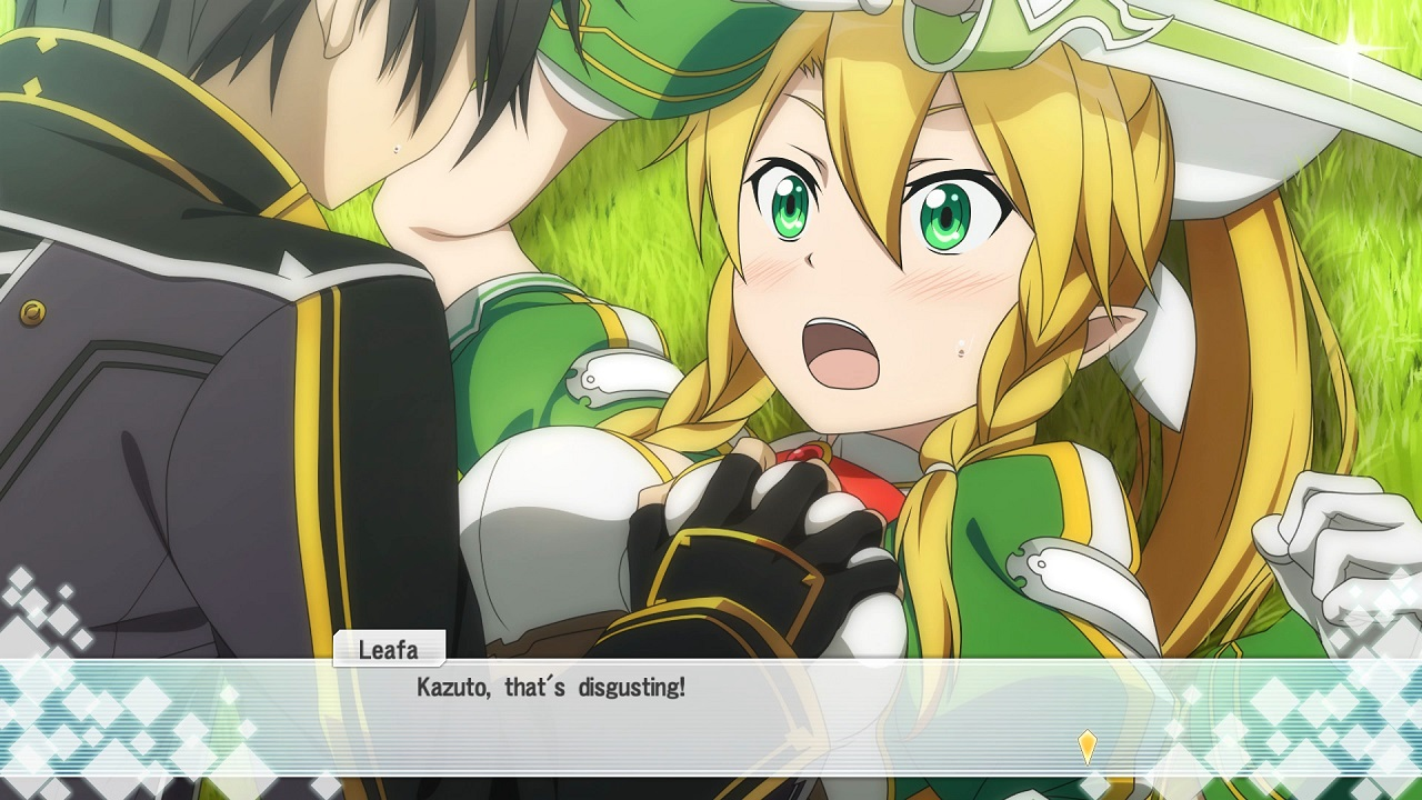 Dating Sword Art Online Sepulchral Fragment