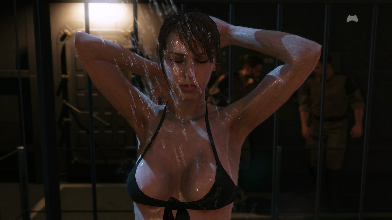 Sexy Shower Scenes 9