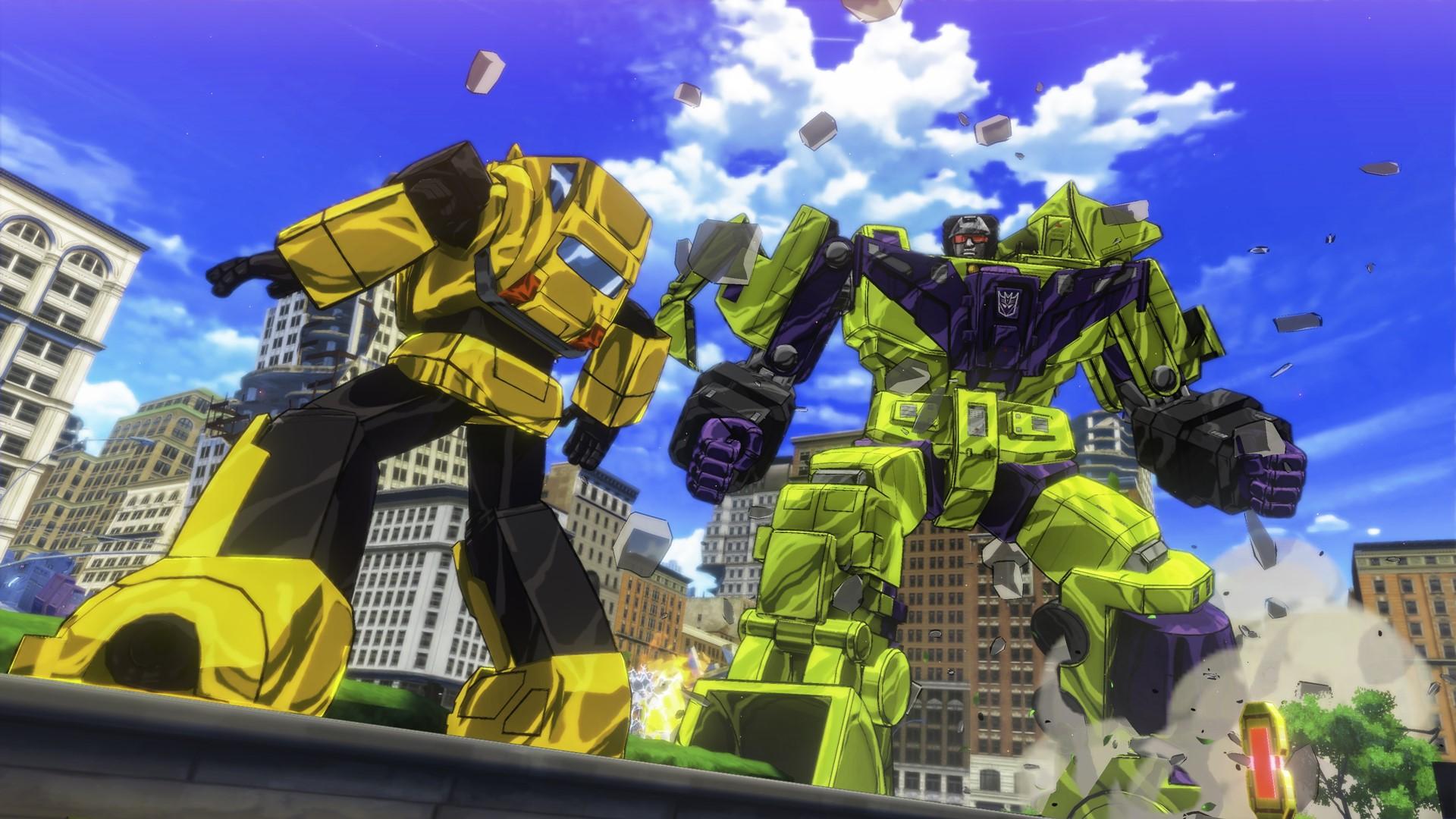 transformers devastation - TRNSFMSDEV_PC_20150720_Devastator_0076_1439310963
