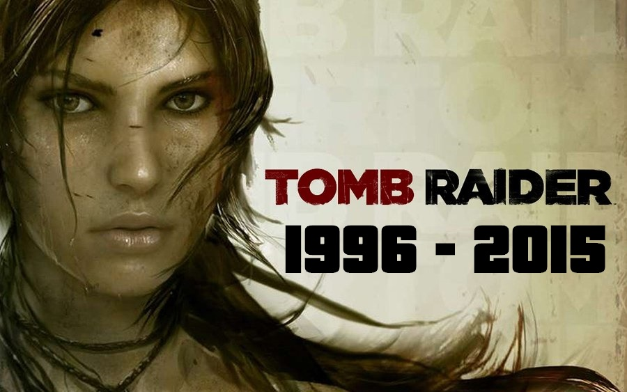 Tomb Raider The Evolution Of Lara Croft 1996 2015 Video