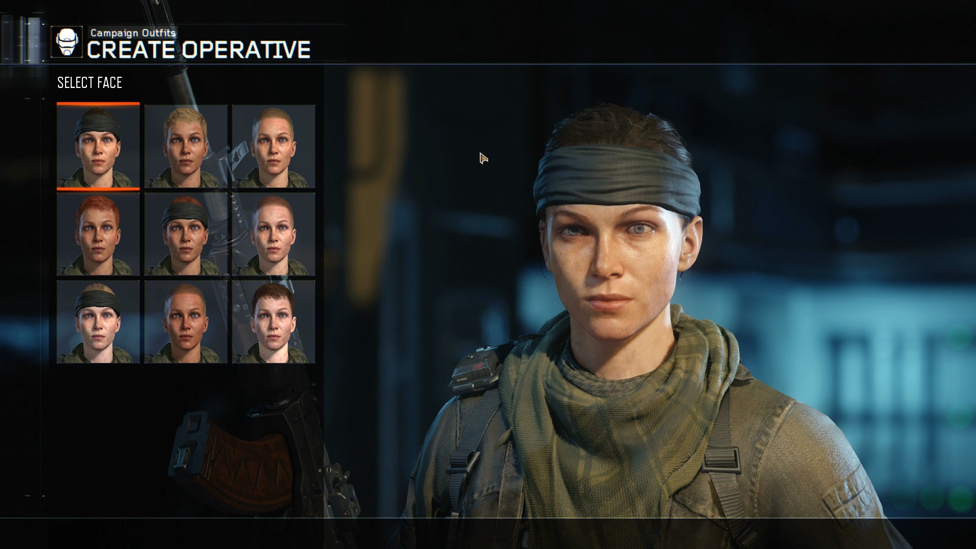 black ops 3 female character