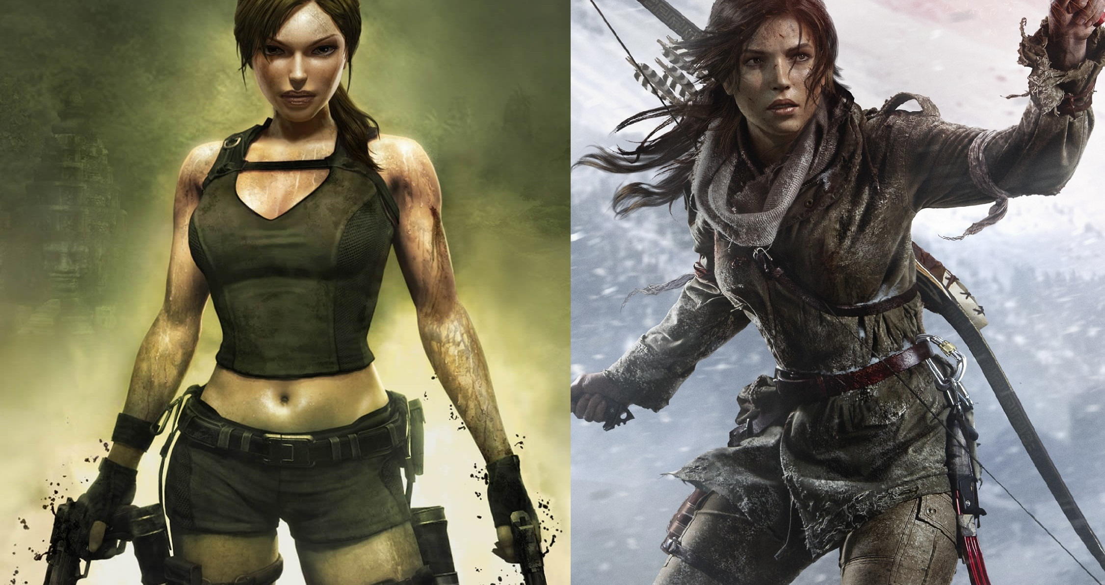 Rise Of The Tomb Raider And The Death Of Lara Croft Cramgaming Com