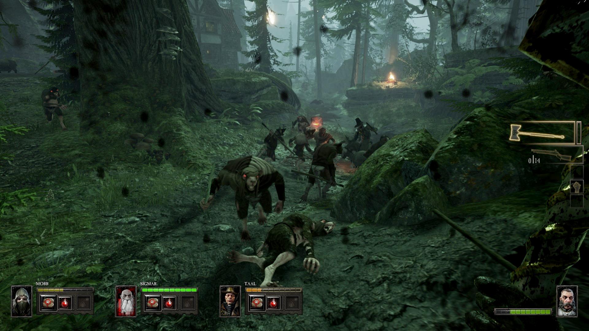 warhammer end times vermintide announcement_screenshot06