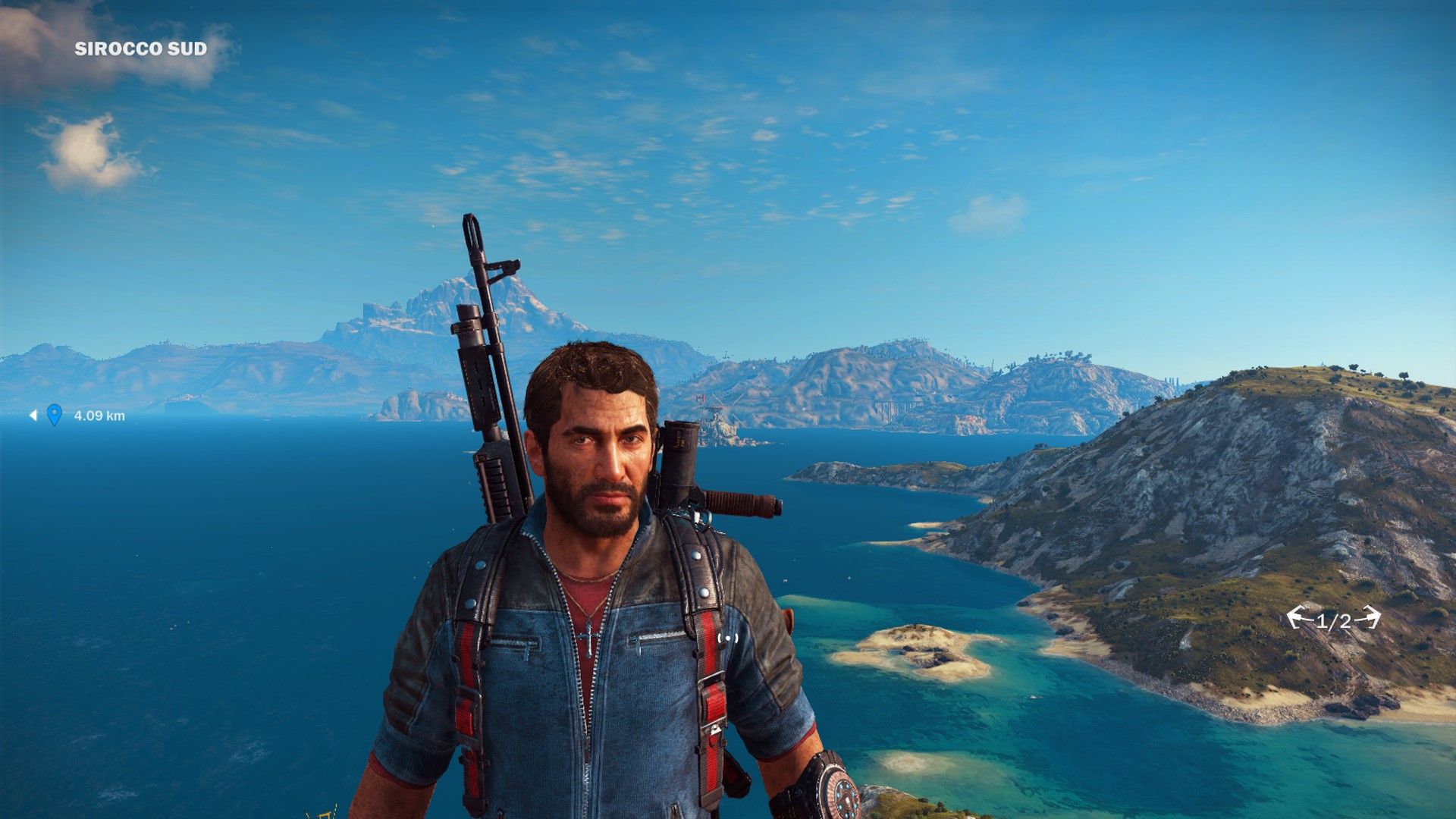 just cause 3 m488 how to get