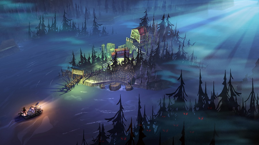 the flame in the flood 2