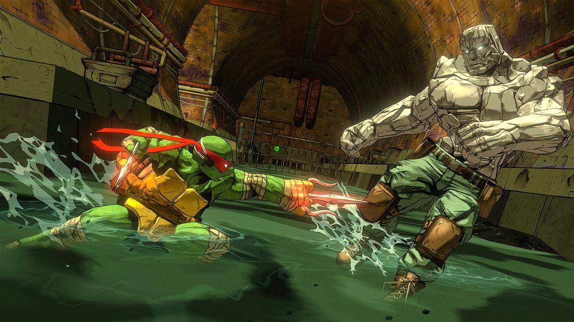 Teenage Mutant Ninja Turtles Mutants In Manhattan 1