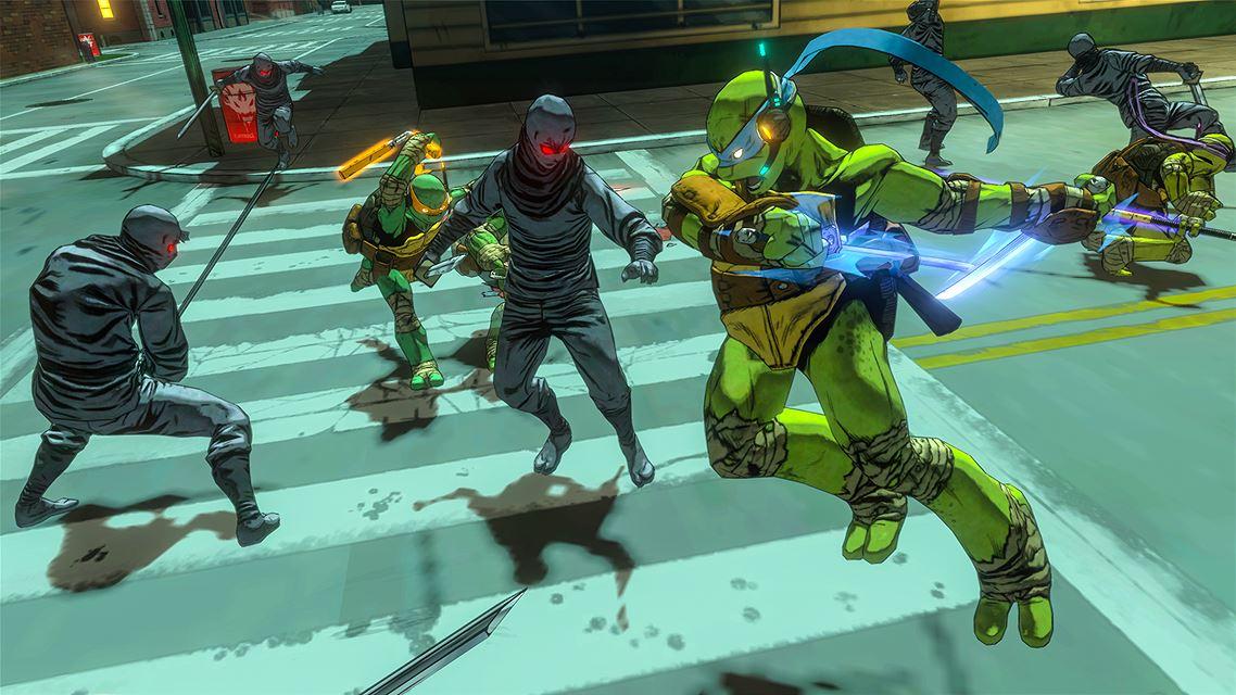 Teenage Mutant Ninja Turtles Mutants In Manhattan 2