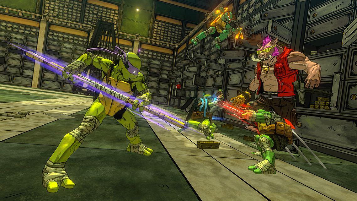 Teenage Mutant Ninja Turtles Mutants In Manhattan 3
