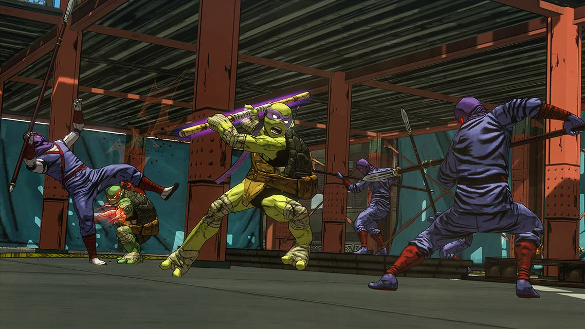 Teenage Mutant Ninja Turtles Mutants In Manhattan 4