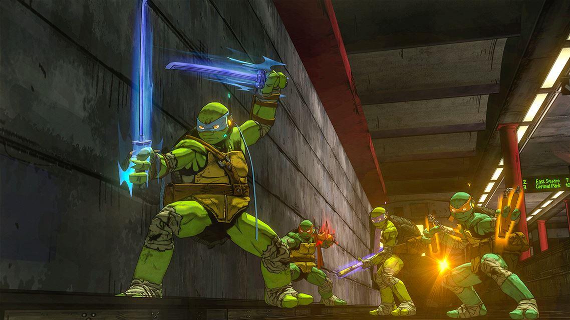 Teenage Mutant Ninja Turtles Mutants In Manhattan 5