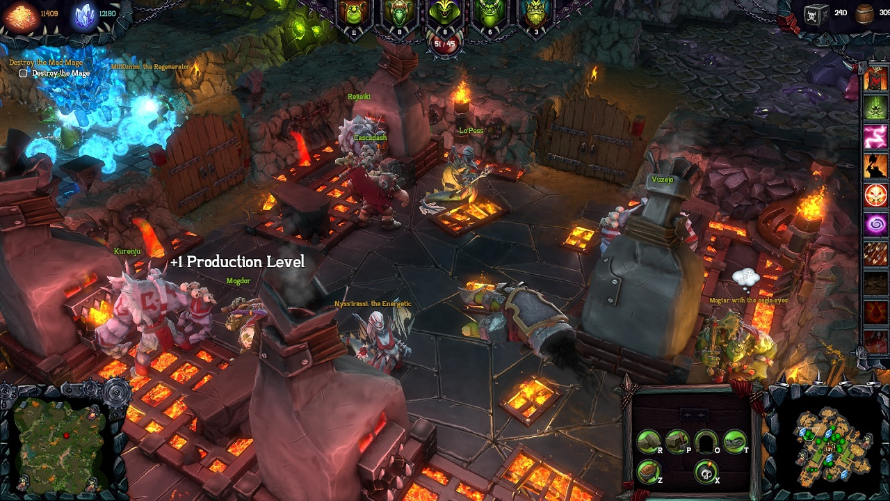 dungeons 2 -3